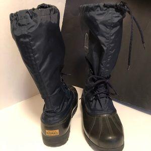 Sorel Snowlion Women's Winter Boots. Size 9, EUC